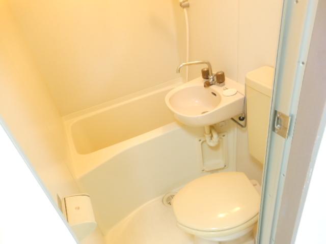 リビエール林 506号室の風呂