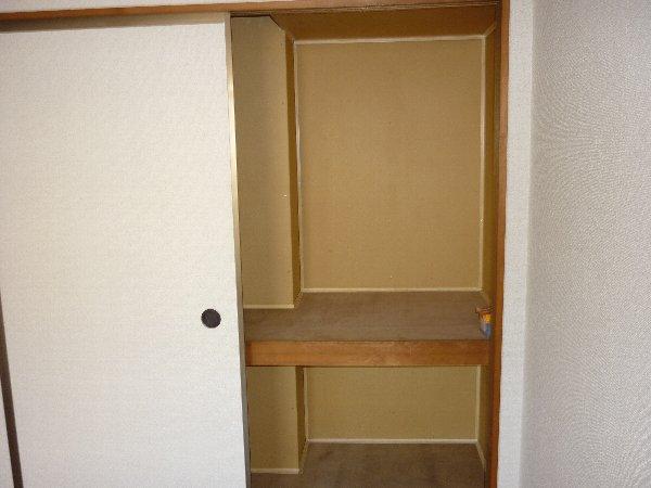 サンコーポ 105号室の収納