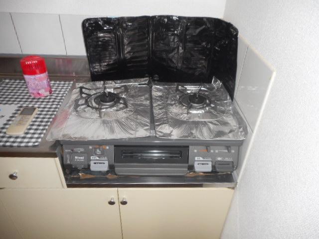 プチメゾン牧ケ谷 102号室のキッチン