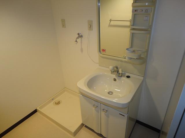 ヴェルデ洛西 301号室の洗面所