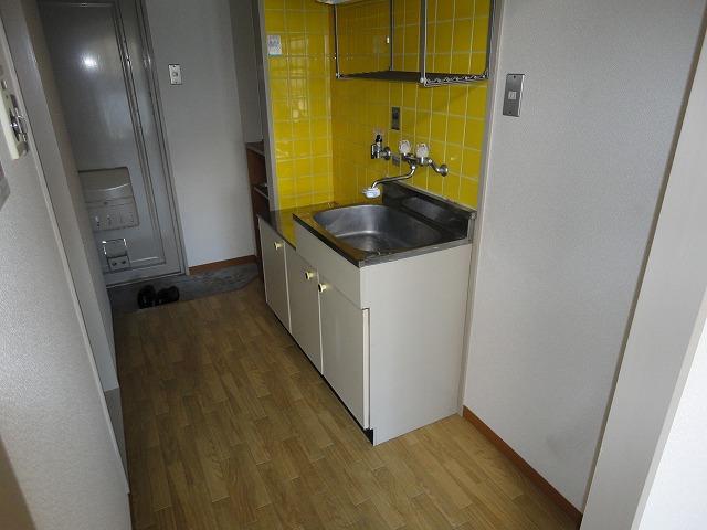洛西みやびビル 208号室の設備