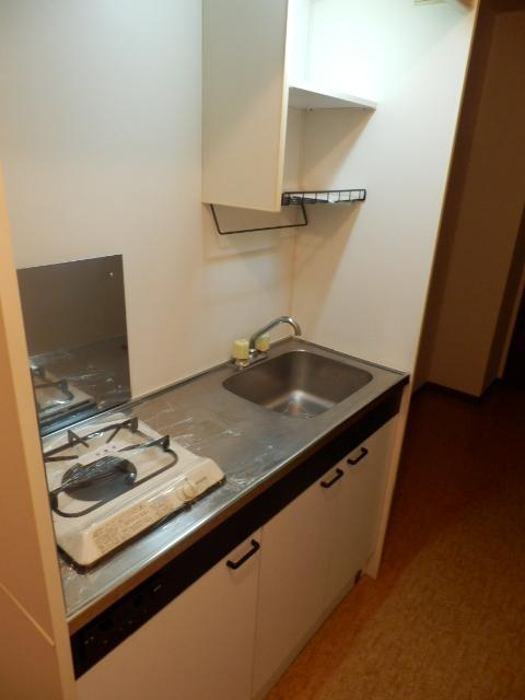 COMFORT97 101号室のキッチン