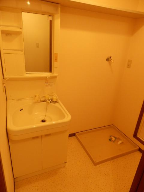 COMFORT97 101号室の洗面所