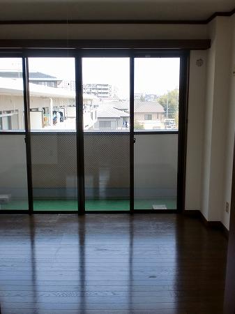 ゴールドマンション浦和 303号室の景色