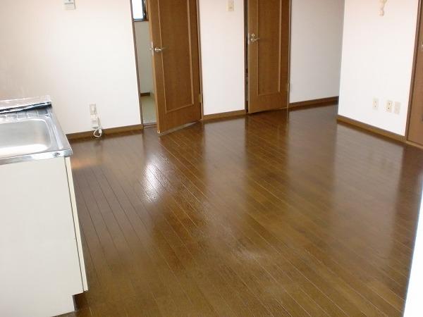 ゴールドマンション浦和 303号室のリビング