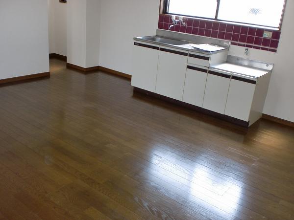 ゴールドマンション浦和 303号室のキッチン
