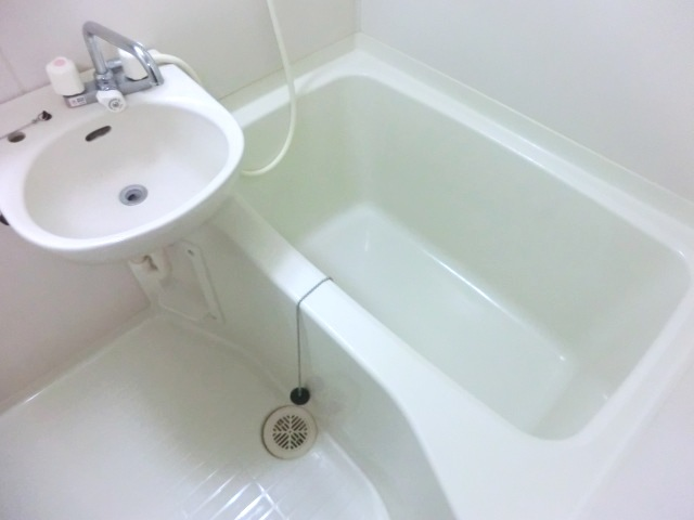 ウェルコート 206号室の洗面所