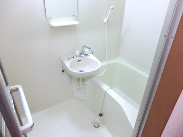 ウェルコート 206号室の風呂