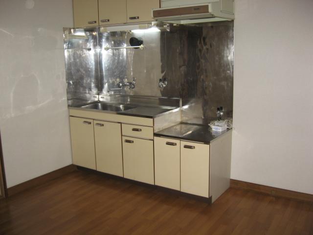 レジデンス中村第1 401号室のキッチン