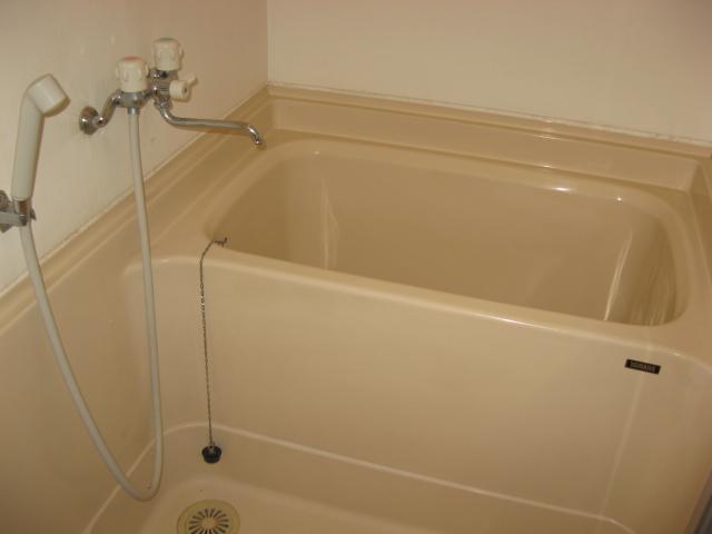 レジデンス中村第1 401号室の風呂