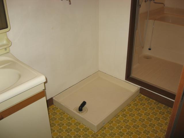 レジデンス中村第1 401号室の洗面所