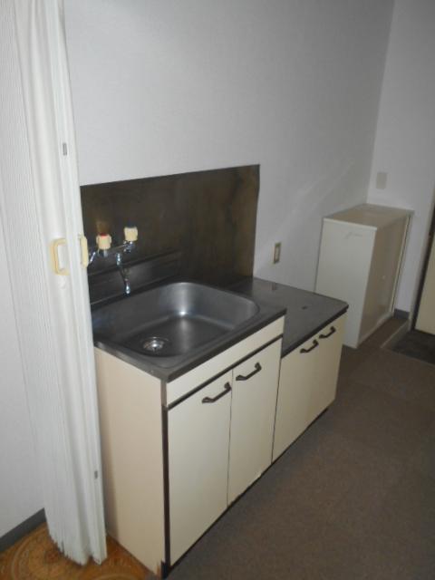 CRESENT TOWN 308号室のキッチン