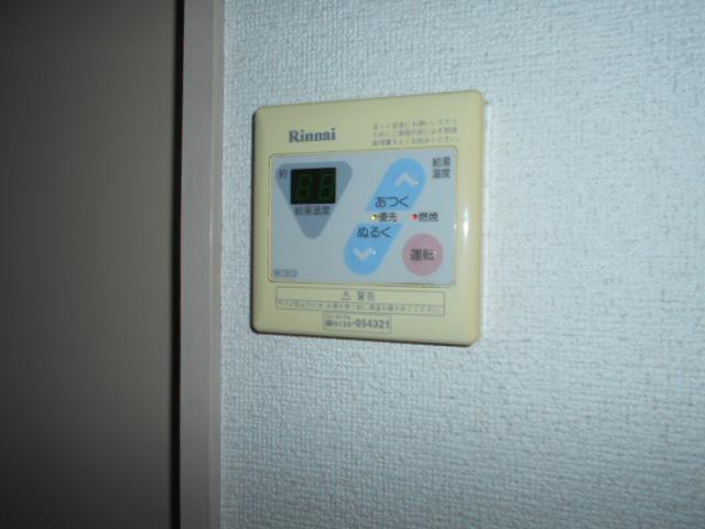 CRESENT TOWN 308号室の設備