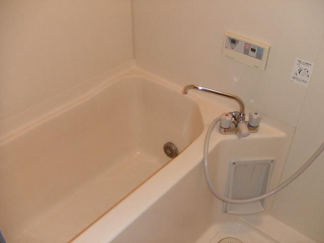 ボナールハナブサ 306号室の風呂