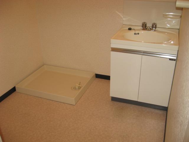 グリーンパークタニグチ 301号室の洗面所