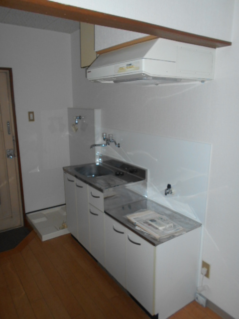 ハイムエスポワール 308号室のキッチン