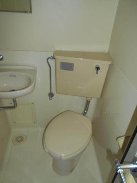 ハイムエスポワール 301号室のトイレ