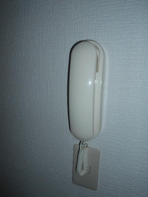 ハイムエスポワール 301号室のセキュリティ