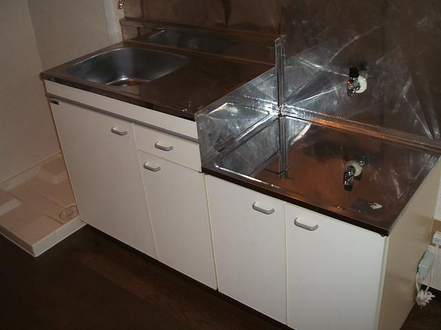 ハイムエスポワール 101号室のキッチン