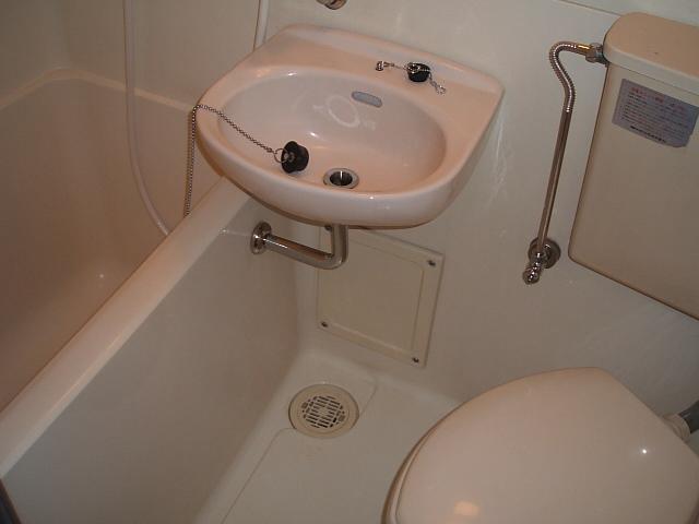ハイムエスポワール 101号室の風呂