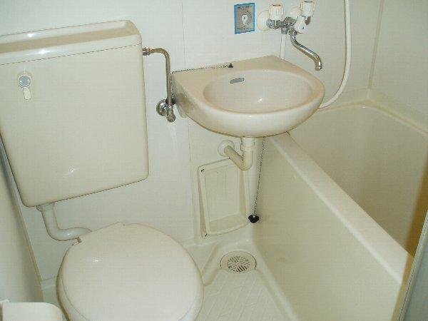 セントヒルズ武蔵浦和 311号室の風呂
