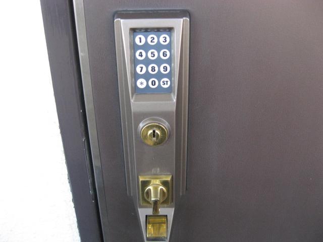 セントヒルズ武蔵浦和 311号室のセキュリティ