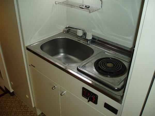 セントヒルズ武蔵浦和 311号室のキッチン