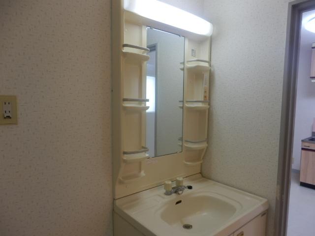 小野沢ハイム 302号室の洗面所