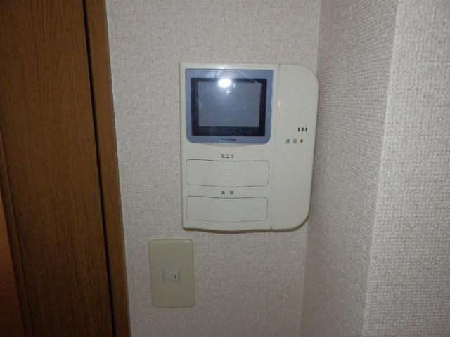 グランドール武蔵浦和 302号室のセキュリティ