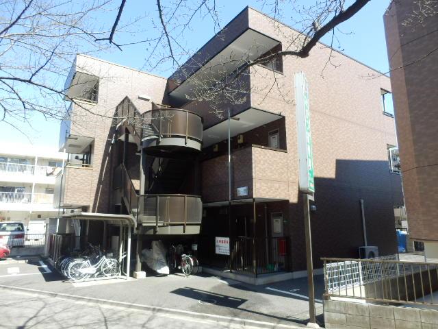 グランドール武蔵浦和 302号室の外観2