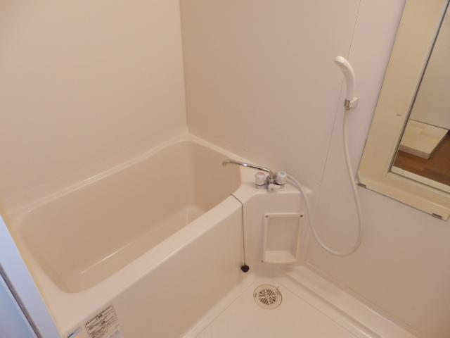 グランドール武蔵浦和 302号室の風呂