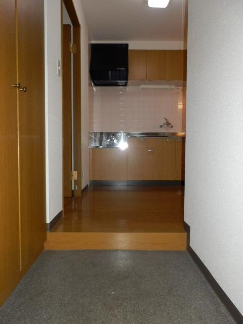 グランドール武蔵浦和 302号室の玄関