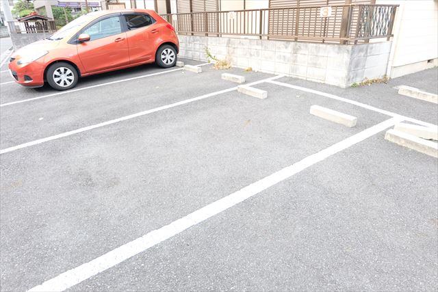 SIテラスの駐車場