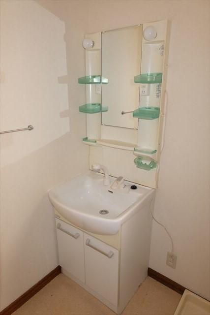 SIテラスの洗面所