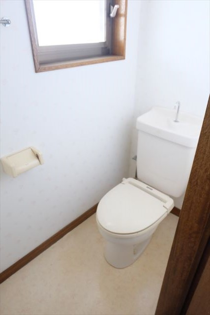 SIテラスのトイレ