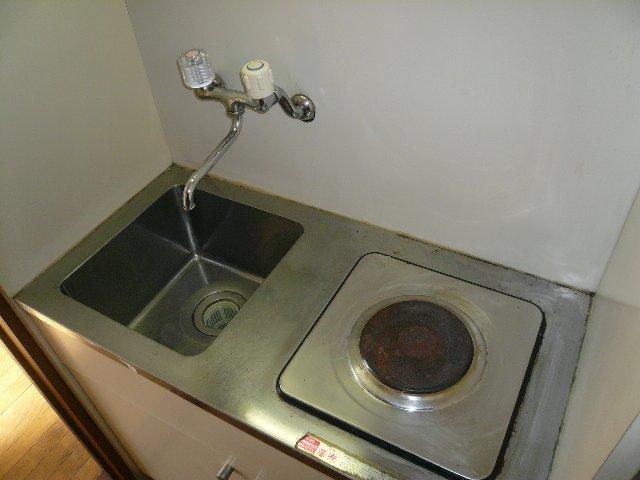 Yパレス浦和 201号室のキッチン