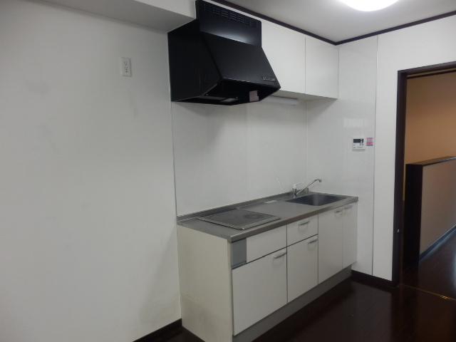 M-grace 101号室のキッチン