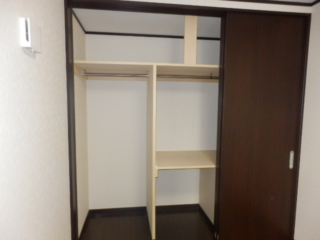 M-grace 101号室の収納
