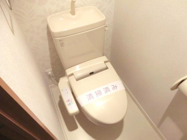 サンモールT 202号室のトイレ