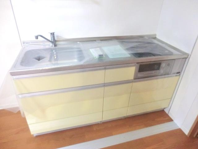 サンモールT 202号室のキッチン