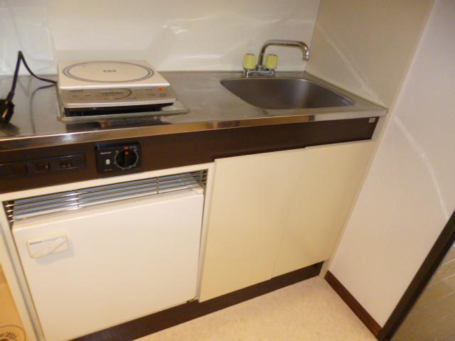 武蔵浦和ハイツ 202号室のキッチン