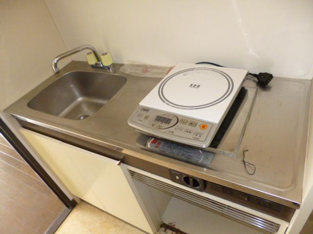 武蔵浦和ハイツ 308号室のキッチン