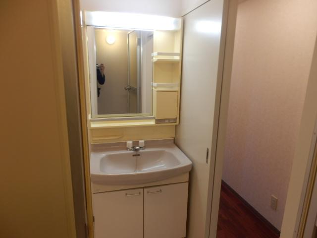 ラーバンライブ・別所沼 305号室の洗面所