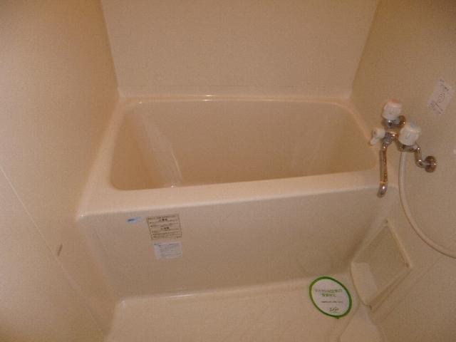 アイセイ エフ 104号室の風呂