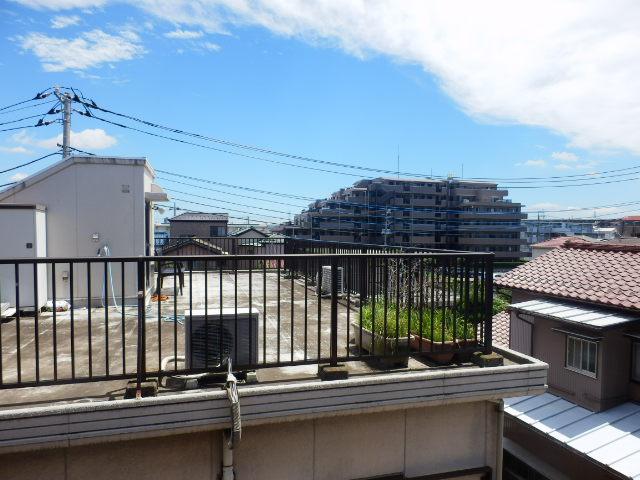 ハイランドコーポ辻 306号室の眺望