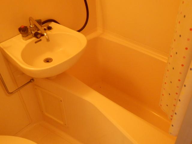 ハイランドコーポ辻 305号室の風呂