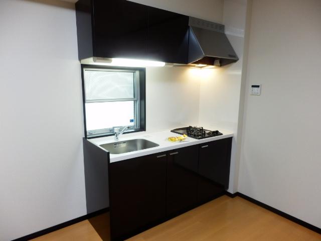 アムール武蔵浦和 103号室のキッチン