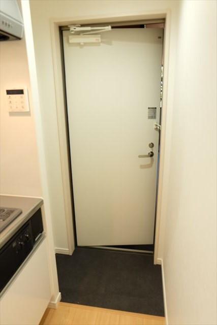 ルミナス浦和 203号室の玄関