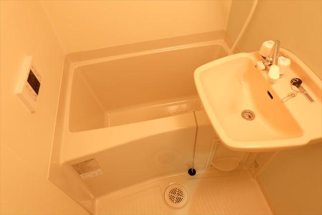 ルミナス浦和 203号室の風呂