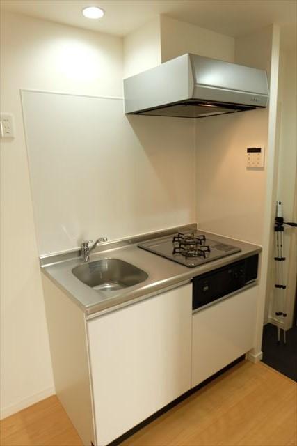 ルミナス浦和 203号室のキッチン